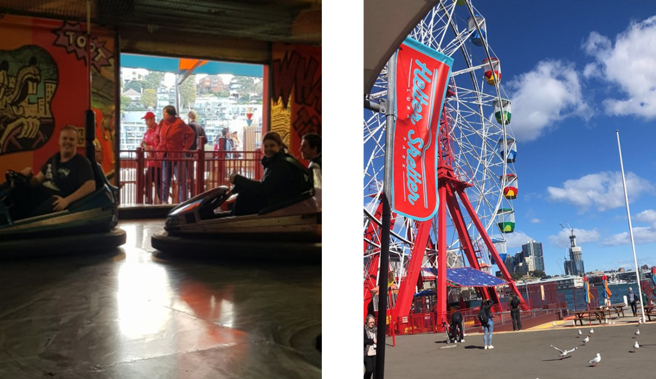 Luna park excursion