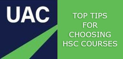 link to Top Tips for Choosing HSC Courses